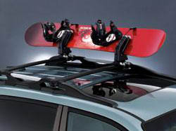 2007 Hyundai Entourage Snowboard Carrier 00285-03008