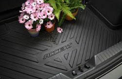 2014 Hyundai Accent Trunk Tray