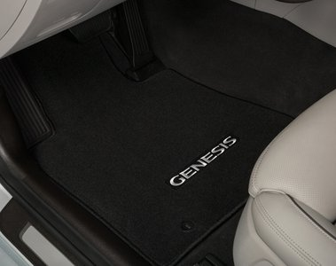 2018 Hyundai Genesis G80 Carpeted Floor Mats