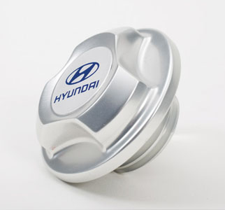 2011 Hyundai Accent Oil filler Cap U8972-1E000