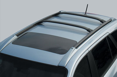 2011 Hyundai Santa Fe Roof Rack Cross Rails U8210-2B000