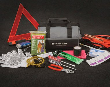 2017 Hyundai Ioniq Roadside Assistance Kit 00082-ADU15