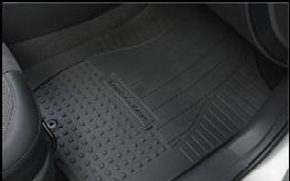 2013 Hyundai Veloster All Weather Mats 2V013-ADU00
