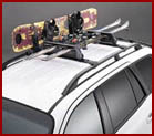 Genuine Hyundai Ski Rack