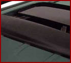 Genuine Hyundai Sunroof Wind Deflector